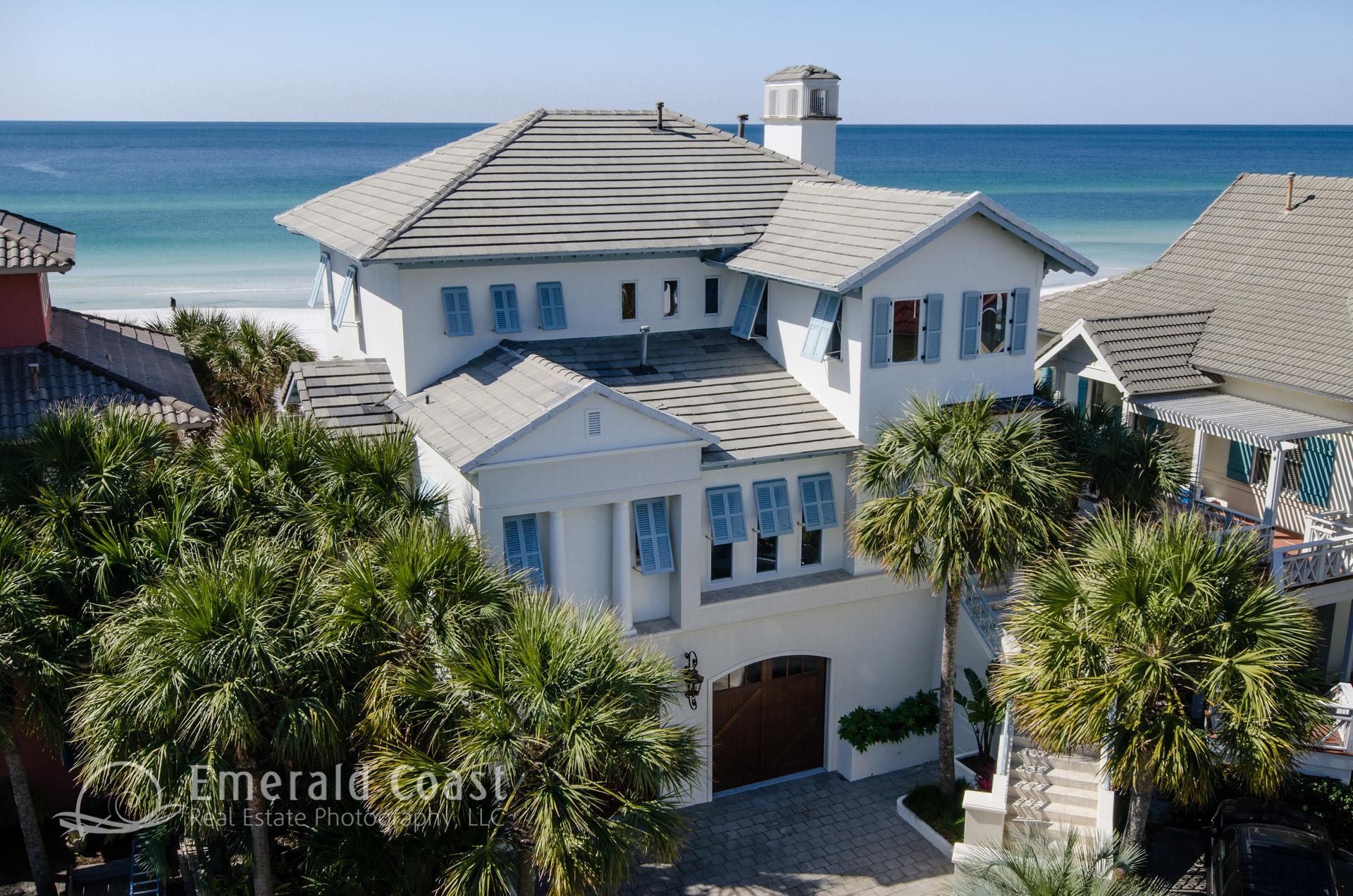 Gulf Front Home Miramar beach, Florida