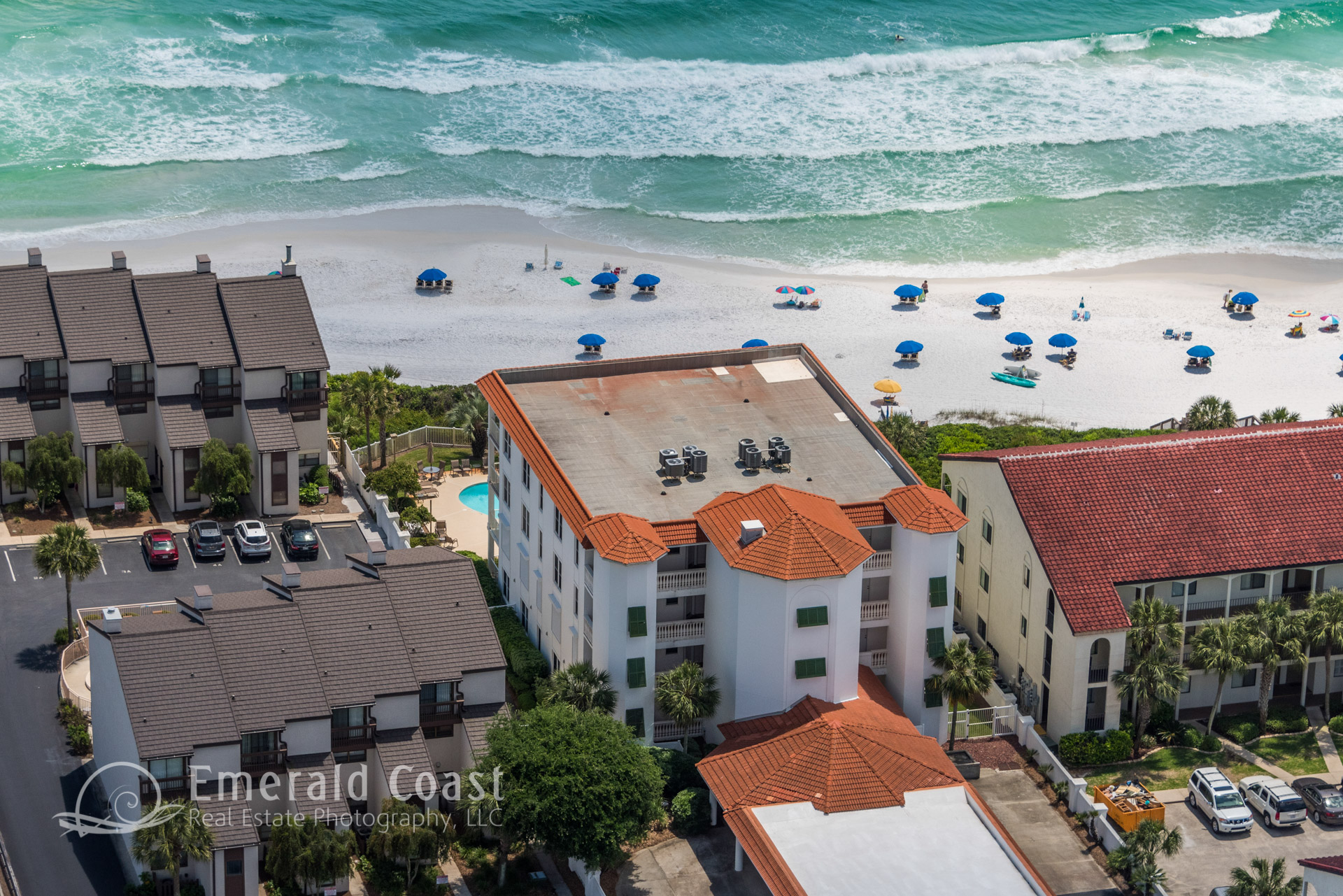 Aerial Photo of Grand Play Seacrest Beach, Florida
