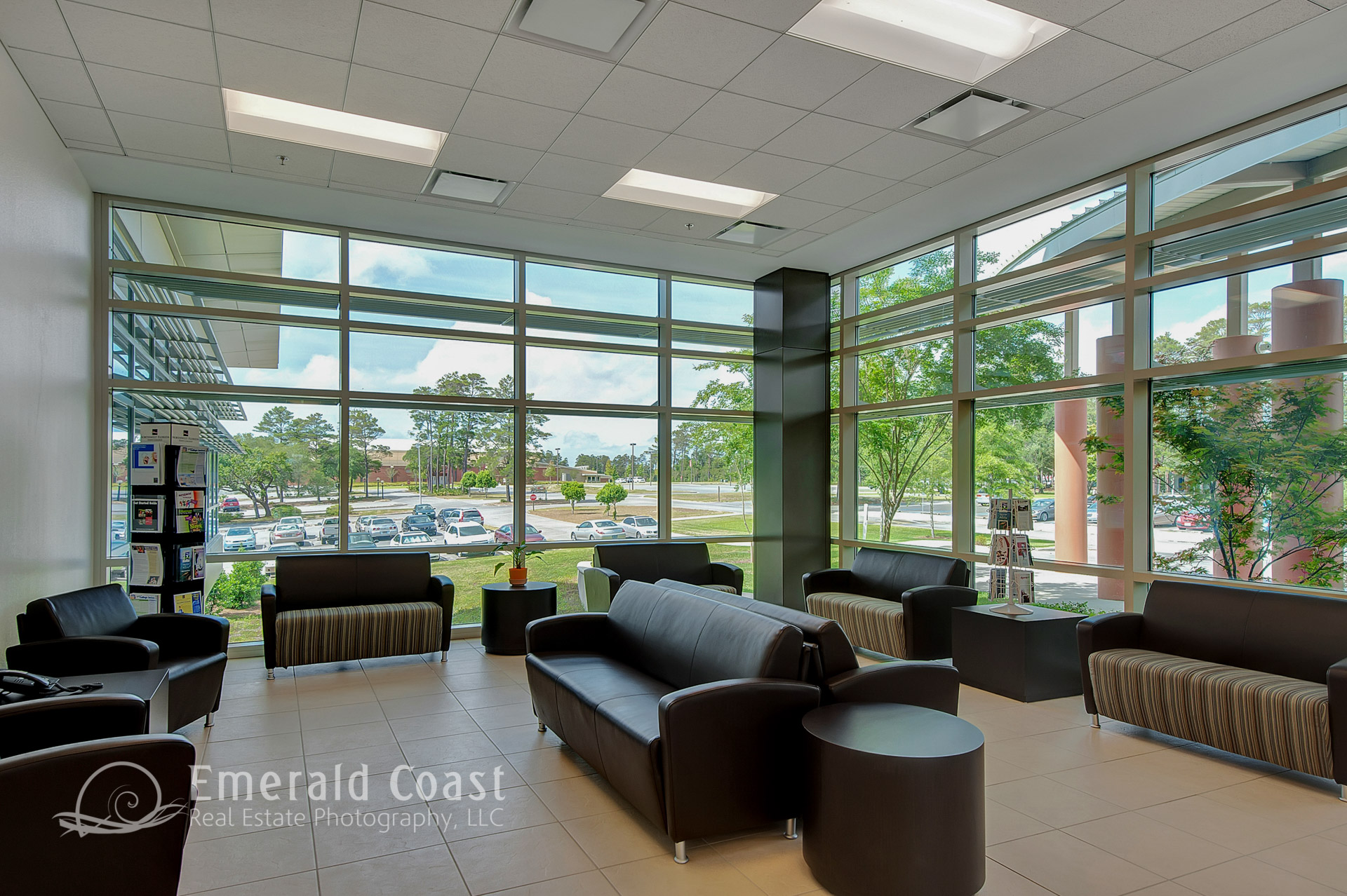 NW Florida State Student Life Center Lobby