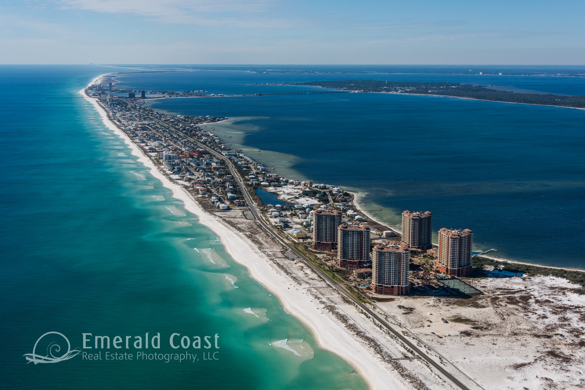 Emerald Coast Real Estate Photography 187 Stock Aerial
