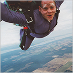 Derek Skydiving