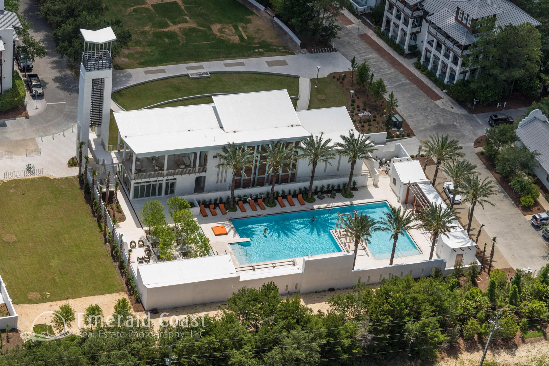 Rosemary Beach Pool, Florida